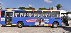 Caucaia, no Ceará, adota tarifa zero no transporte