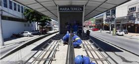 Prefeitura do Rio desativa estação de BRT em Campo Grande