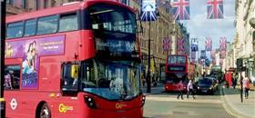 Bilhete único de Londres tem 'cheque especial' e recarrega sozinho