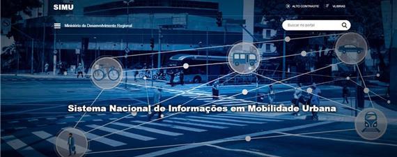 Está no ar o Sistema Nacional de Informações em Mobilidade Urbana