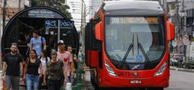 Senado aprova ajuda de 4 bi a transporte público