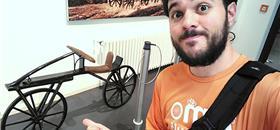 Criador do BikeAnjo, JP Amaral fala sobre bicicletas na Europa