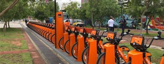 Bike Sampa coloca mais 500 bicicletas devido ao bloqueio da Marginal
