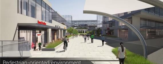 Campus da Microsoft nos EUA se renova para pedestres e ciclistas