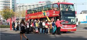 Impacto do turismo faz Amsterdã adotar medidas em prol da mobilidade