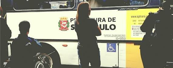 Maioria dos paulistanos acha péssima a acessibilidade de ruas e calçadas