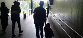 Lotação no transporte, maior problema de quem anda com criança em SP