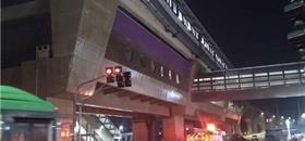 Trens do monotrilho da linha 15-Prata, em SP, colidem; não há feridos