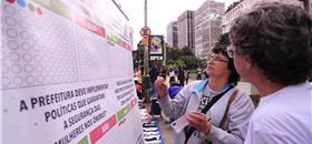 Participe da consulta pública sobre os ônibus de São Paulo