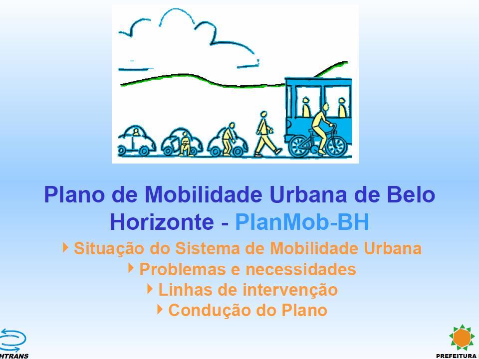 Plano de Mobilidade de Belo Horizonte