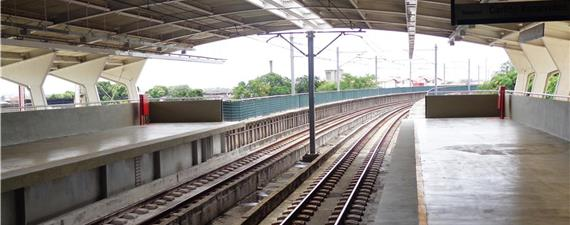 Nova estação do Metrô de Fortaleza será aberta na segunda-feira (15)