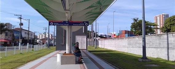 VLT em Santos: estudo vai definir segundo trecho do modal