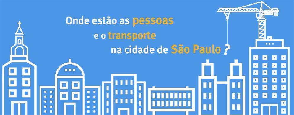 PNT (People Near Transit) de São Paulo