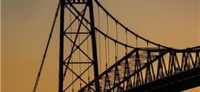 Ponte Hercílio Luz, em Florianópolis, não terá mais limitação para carros