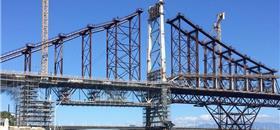Ponte Hercílio Luz será para pedestres, bicicletas e ônibus, diz prefeito