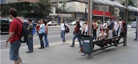 Piora o transporte público na cidade de São Paulo, aponta pesquisa
