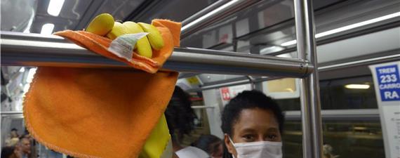 Como os estados vêm buscando frear o coronavírus no transporte público
