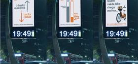 Quanto maior o trânsito, menor a tarifa da bike compartilhada
