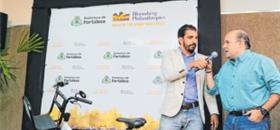 Prefeitura de Fortaleza lança o Bicicletar Corporativo