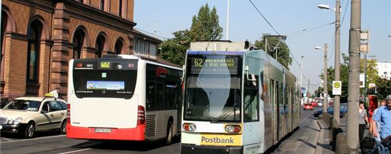 Alemanha propõe transporte gratuito para combater poluição