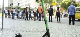 Patinetes elétricos são regulamentados em São Paulo