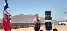 Metrô chileno vai operar com 60% de energia eólica e solar