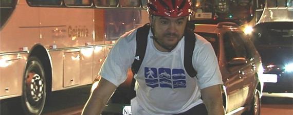 Bicicleta é a mais rápida em desafio intermodal em Goiânia