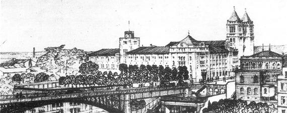 Nos 50 anos do Metrô de SP, uma visita ao plano de 1906
