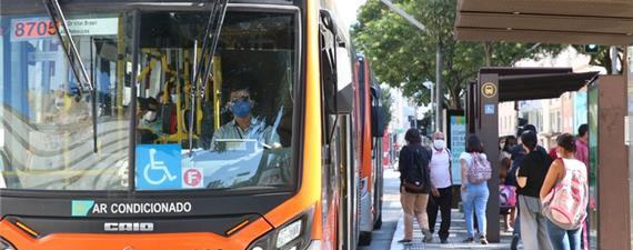 Projeto de auxílio ao setor de transporte coletivo tem