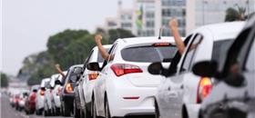 Greve mundial dos motoristas da Uber expõe a face da precarização
