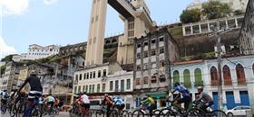 Pesquisa inédita vai traçar o perfil do ciclista soteropolitano