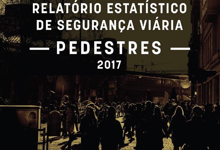 Relatório Estatístico de Segurança Viária - Pedest