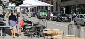 Cidade de Luxemburgo abre mais espaço para pedestres e ciclistas