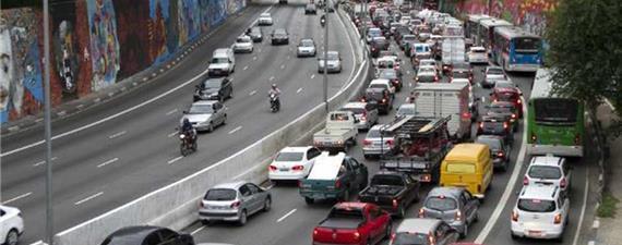 Maioria dos paulistanos (76%) apoia medidas de restrição ao uso do carro