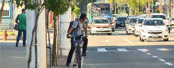 Três ciclistas por dia são vítimas do trânsito no Espírito Santo