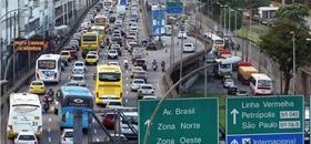 Rio de Janeiro continua sendo a cidade mais congestionada do Brasil