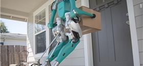 Ford apresenta robô para entregas com carros autônomos