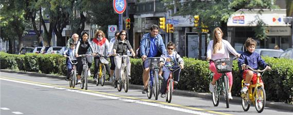 Como vai ser o Fórum Mundial da Bicicleta, em Rosário, Argentina