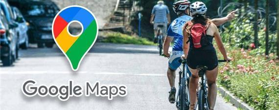 Google vai mostrar rotas menos poluídas e rotas leves para ciclistas