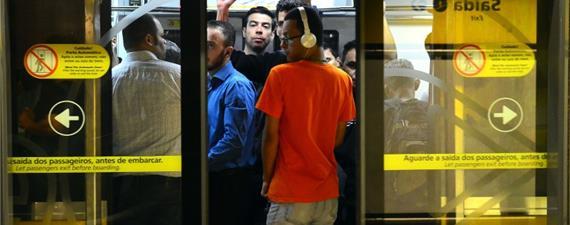 Metrô de SP: estações no centro registram mais roubos