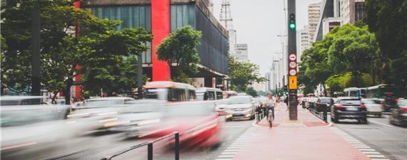 Estudo destaca a mobilidade de São Paulo, Brasília e Vitória