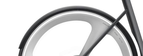 Uma bicicleta futurista, com serviço por assinatura?