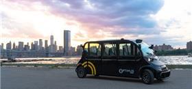 Nova York começa a testar serviço de carros autônomos