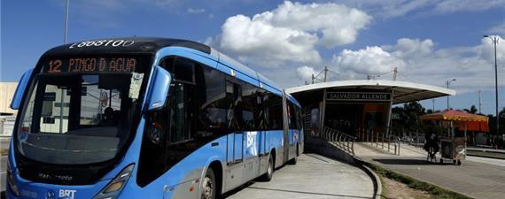 BRT do Rio terá frota duplicada até setembro, promete prefeitura