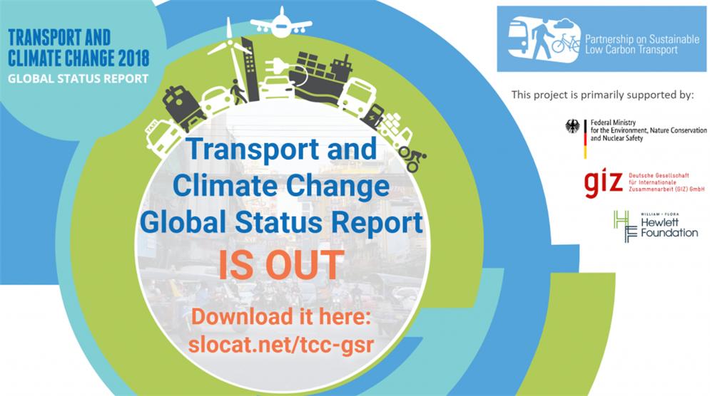 Situação Global do Transporte e Mudança Climática