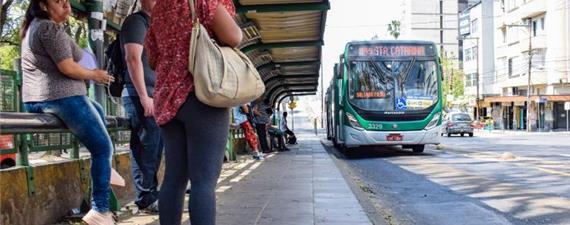 Câmara de Porto Alegre aprova subsídio ao transporte público