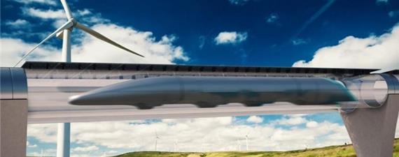Futurista, Hyperloop pode virar realidade no transporte de carga no Brasil