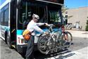 Suportes para transporte de bikes nos ônibus