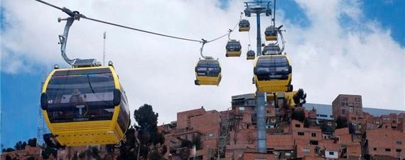 Salvador inicia projeto de teleférico integrado ao metrô