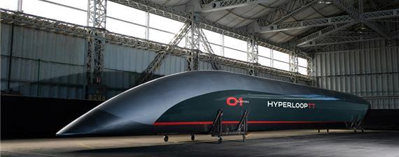 Hyperloop, o transporte em cápsula ultrarrápido, é viável, aponta estudo